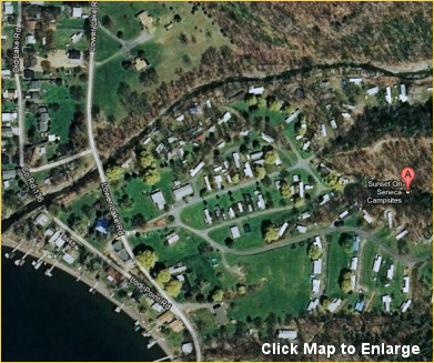 View Google Map of Our Campsite